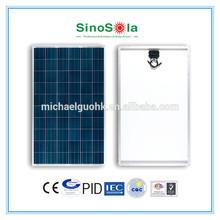12v solar panel 500w with TUV/IEC61215/IEC61730/CEC/CE/PID