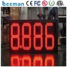 led digital alarm led programmable digital timer led fuel/oil price display