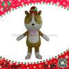 HI CE 2014 hot sale high quality funny Chrismas dog mascot costume