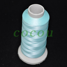 nylon glowing in the dark luminous sewing thread