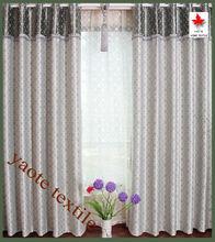 2015 New Blackout Fabric and Jacquard printing curtain -Shaoxing Zhejiang