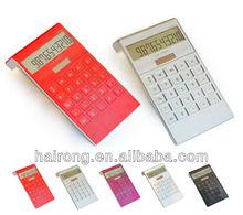 Hairong 10 digits calculator alarm clock calculator desktop calculator
