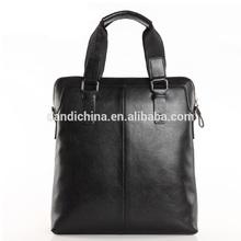Genuine leather Men conference bag/briefcase/document bag