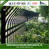 AS1926.1-2002 Black Residential Galvanized Prefab Iron Fence Panels