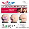 Heißer verkauf sex-spielzeug männliche tasse echte vagina in china für geschenk