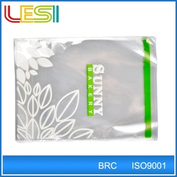 Factory price custom made plastic bags