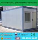 Fast installation low cost mobile container house made in China