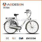 700C,36v 10ah electric bike TF704 with inch Alloy frame/electric bike motor kit