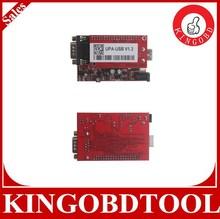 2014 New Auto ECU Programmer UUSP upa usb+upa+programador+chip+prog serial programmer with full adapters obd2 diagnostic tool