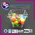comestível plástico caixa de armazenamento material ambiental lfgb fda bpa free