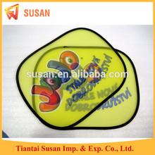cartoon mesh side sunshade promotion gifts