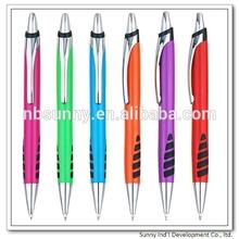 Promotional plastic customised pens