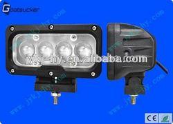 5inch 40w Rectangle led work lights/ Auto led light/auto led driving lights