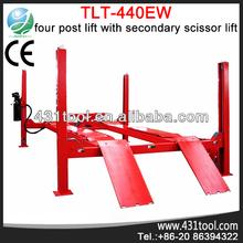 Professionala nd better value TLT440EW hydraulic garage single cylinder car lift