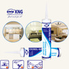 COJSIL-GP Sausage weatherproof silicone sealant Clear acetic sealant
