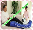 blood circulation foot massage TVP machine pressotherapy