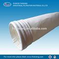 bolsa de poliéster filtro para la metalurgia ferrosa de oxígeno en la purificación del gas
