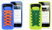 Athletic shoes Silicon Case &Silicone Cell Phone Case&Silicone Cell phone box