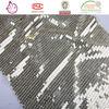 shiny embroidery sequin ankara fabric for garments
