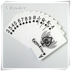 Cheap 100% Plastic Playing Cards