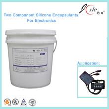 Aluminium pot rtv silicone sealant for electron component