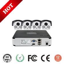 Easyn migliore NVR kit telecamera a raggi infrarossi, bullet telecamera esterna, 4ch sistema di telecamere di sicurezza