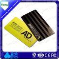 De cartão sem contato inteligente / smart cartão rf hotel bloqueio / smart card / tk4100