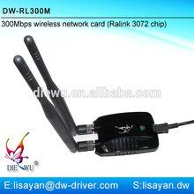 Desktop wireless-usb network adapter with Ralink chip