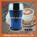 nova 2014 eletrodométicos de cozinha coffee bean grinder protable máquina de café