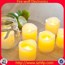 New Invention Led Candle Yankee Wholesale