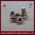 preço para allen socket parafusos de cabeça adaptados pela china fabricante de parafuso de aço inoxidável