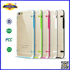 """Ultra Thin Clear Crystal Gel Soft TPU Hard Case Cover for iPhone 6 Plus 5.5"""" Laudtec"""