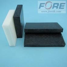 Engineering plastic Natural and black Acetal Derlin/POM sheets/delrin sheets