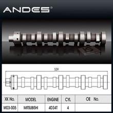 Auto Engine Parts High Quality Camshaft for MITSUBISHI ENGINE: 4D30 / D4DA