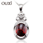 2014 silver products Made With Swarovski elements Y30200 only the pendant