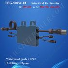 500W frequency converter, grid tie solar panel 500W, dc 25-55V to ac 184-265V inversor solar