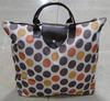 Ali factory wholesale customized cheap folding oxford tote bag
