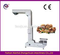 Z type bucket chain conveyor / raw material elevator