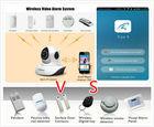 Vstarcam home/office alarm ip camera sensor alarm pnp system