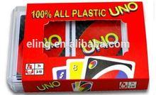 Plastic Poker Card soft pvc usb drive