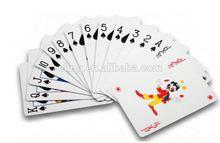 Plastic Poker Card nvidia video chips