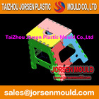 hot pink plastic chairs mould for kids