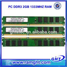 Lifetime warranty non ecc 128mb*8 tablet ddr3 2gb ram with low density
