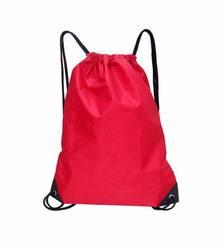 Promotion cotton canvas drawstring&drawstring backpack&cotton drawstring bag(PK-10931)