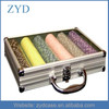 300 Count Professional Aluminum Case Poker Chip Holder ZYD-HZMpcc004
