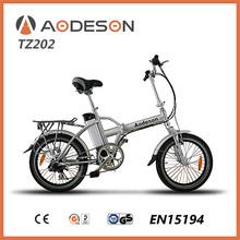 beach cruiser bicycle folding TZ202 36v 10ah new electric bicycle