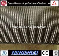 China factory of durable anti slip anti static workbench rubber floor mat