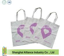 Silkscreen Printing Cotton Tote Bag /Plain Cotton Bag