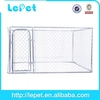large outdoor powder coated foldable dog cages