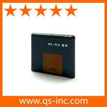 bl-5x 3.7v battery for nokia
